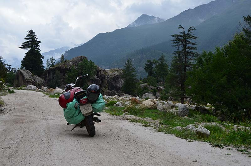 kinnaur valley itinerary