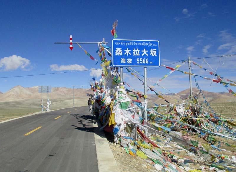 Highest Motorable Road