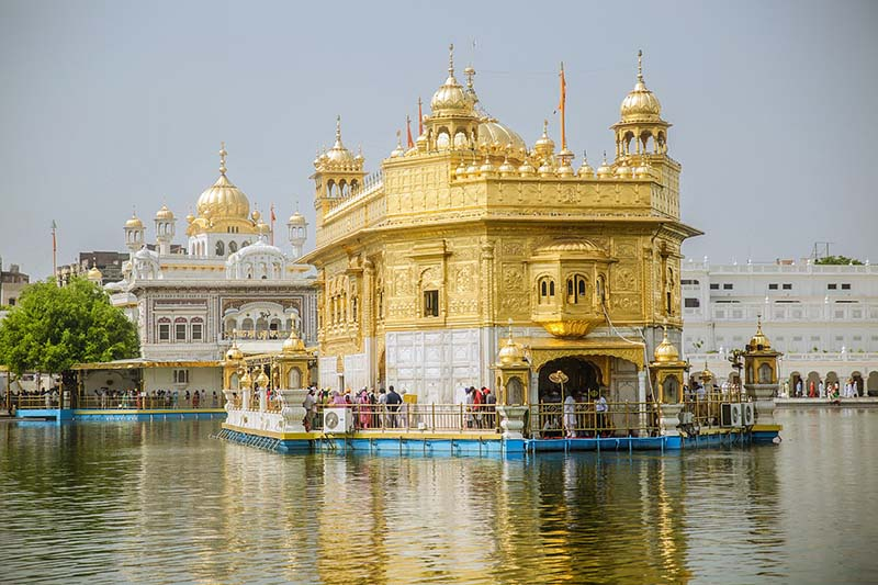 delhi to amritsar and the golden temple