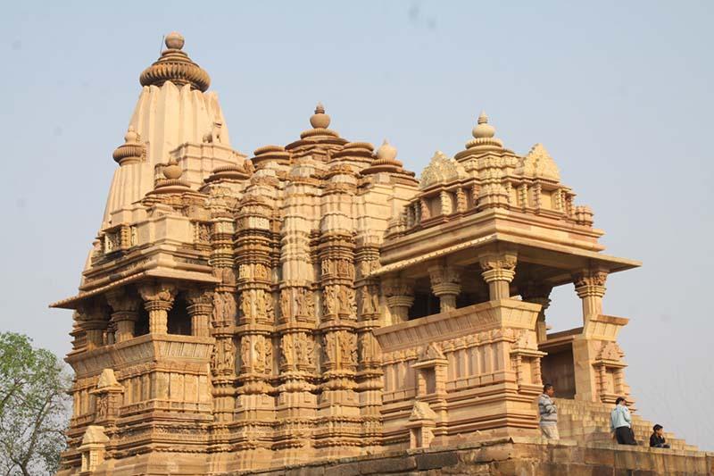 Goa to Khajuraho