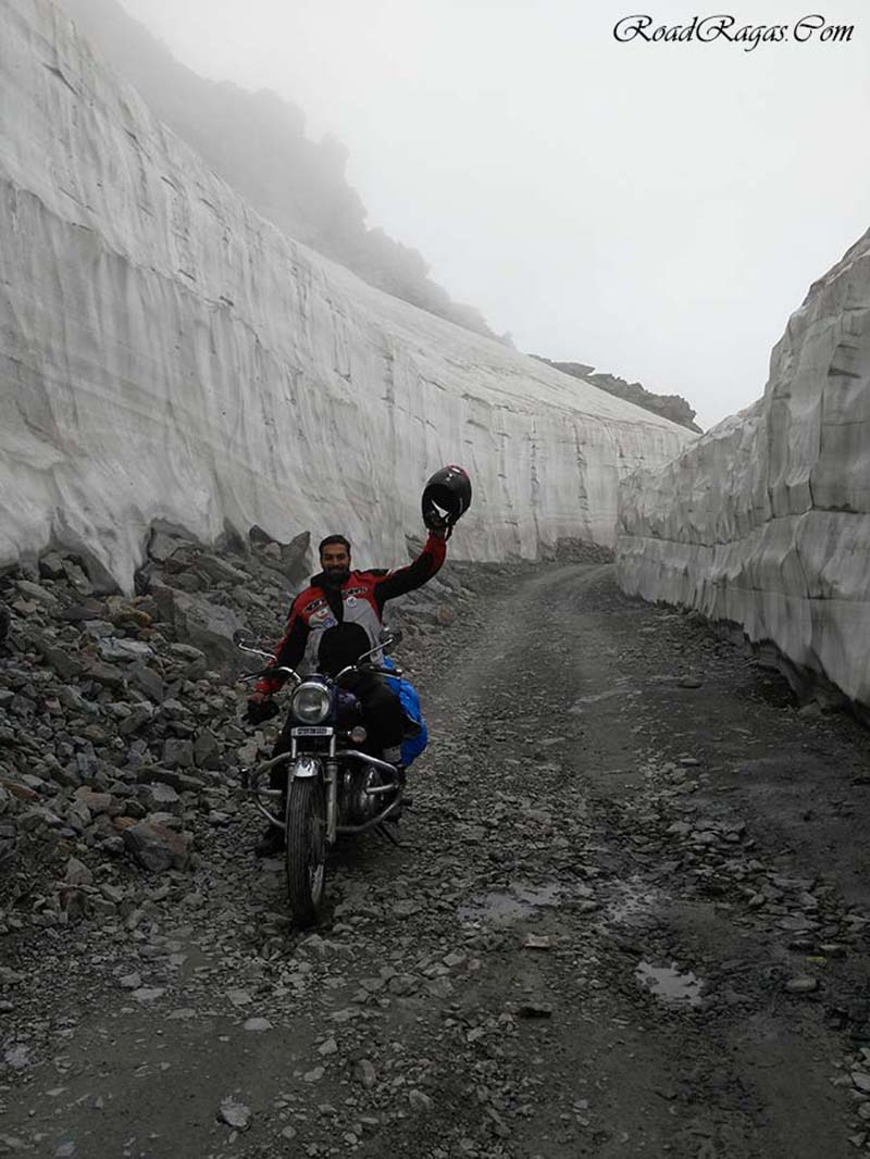 Sach Pass Bike Trip