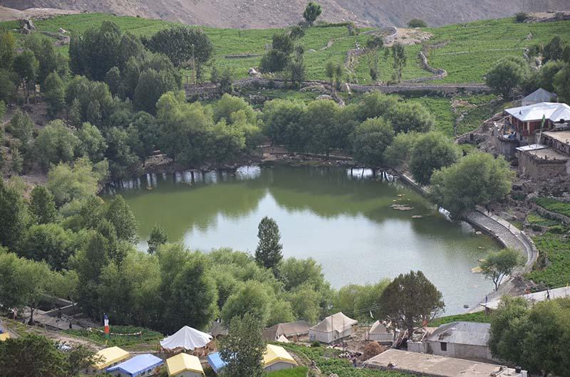 nako lake