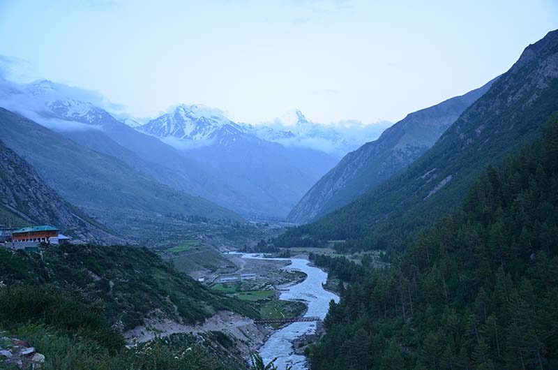 what to see in chitkul