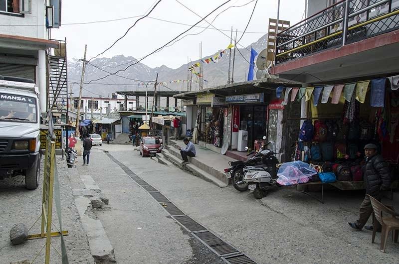market in kaza