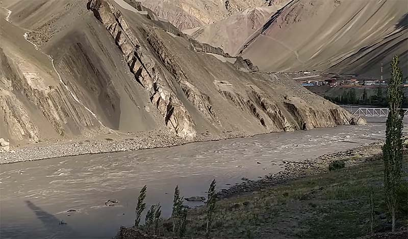 Indus River Viewpoint