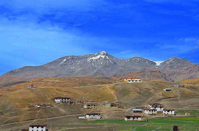 langza village