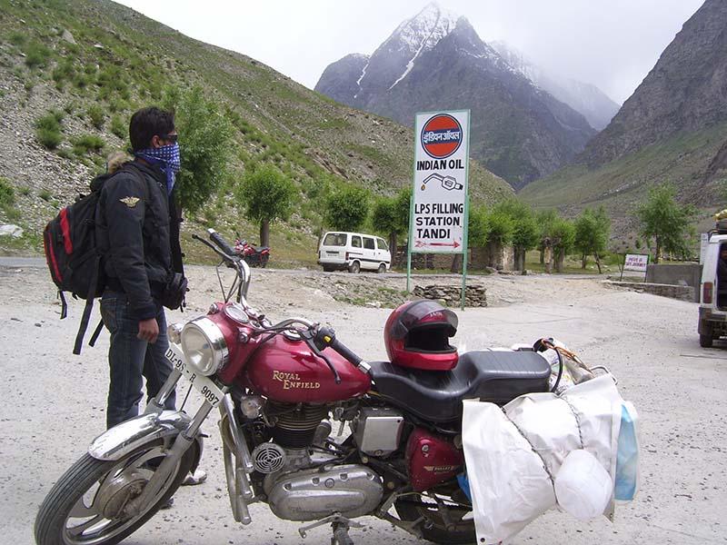 tandi filling station