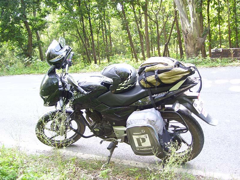 Motorcycle Trip Checklist