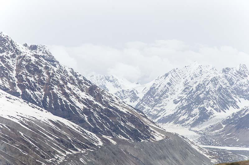 suru valley glaciers