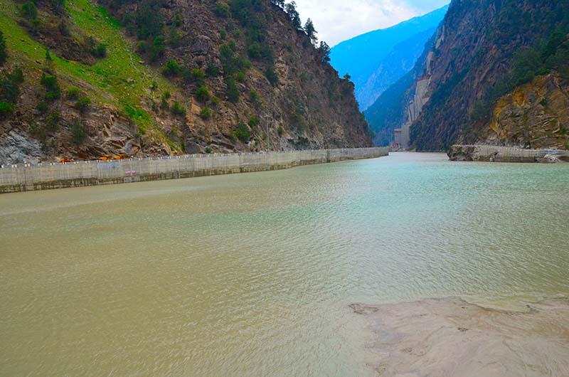 karchham dam and lake sutlej Places to Visit in Spiti Valley