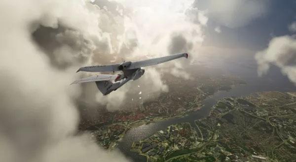 Icon A5 in Microsoft Flight Simulator 2020