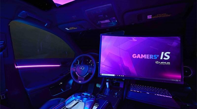 Lexus Twitch