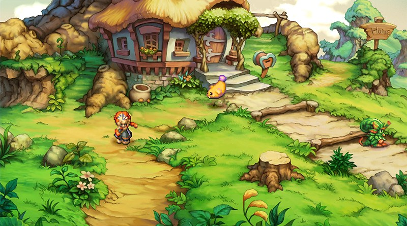 legend of mana saga frontier screenshot