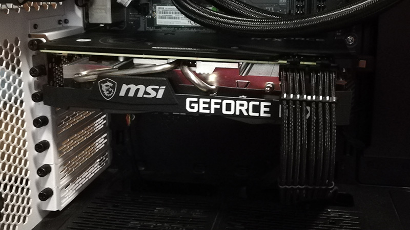 how to GPU 2 video card