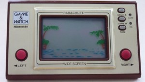 gaming handhelds game and watch