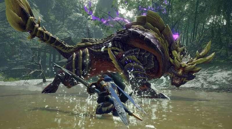 Monster hunter rise pc release