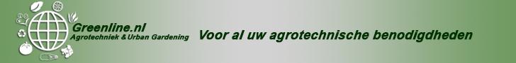 Greenline.nl voor al uw Agrotechnische benodigdheden