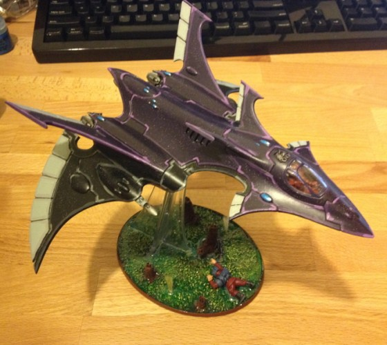 Eldar Codex Mega-Review Part 5: Ride of the Aspects
