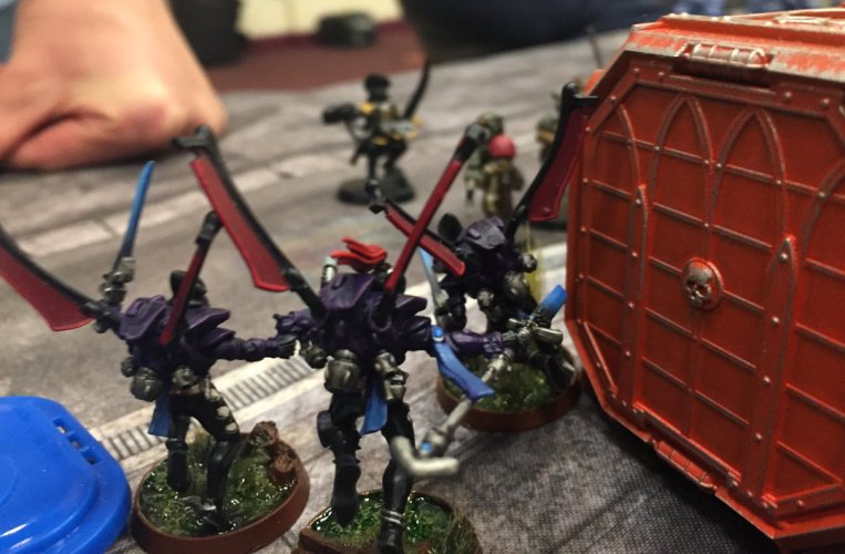 Under New Management: Reviewing the LVO Team Narrative