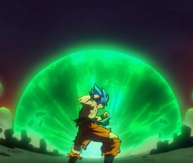 Check Out A Few New Trailer Images Of Broly In Action Dragon Ball Super
