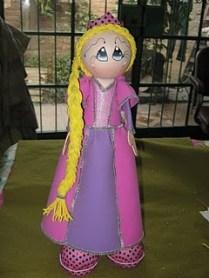 Fofucha Rapunzel...