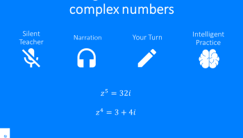 Complex numbers: division – Variation Theory
