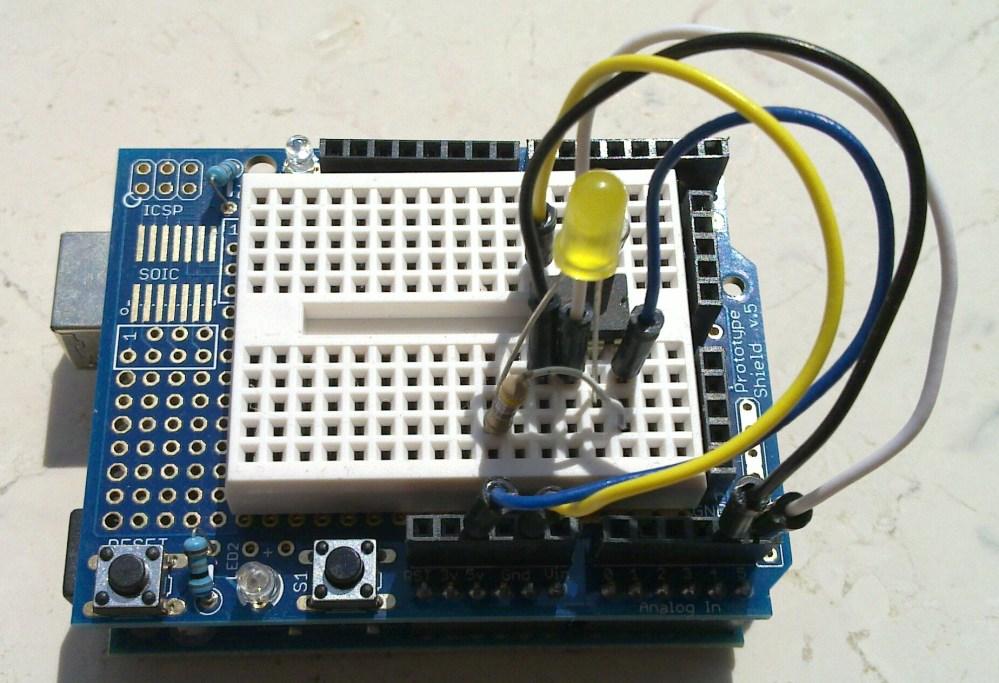 I2C RTC PCF8563: basic usage with Arduino (4/4)