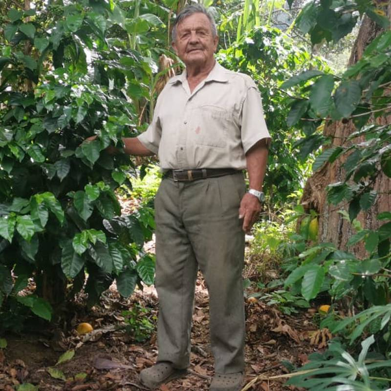 Colombia – El Placer – Natibel Realpe Ortega – Microlot Coffee Direct Trade Espresso Fair2Farmer Filter Fully Washed Washed