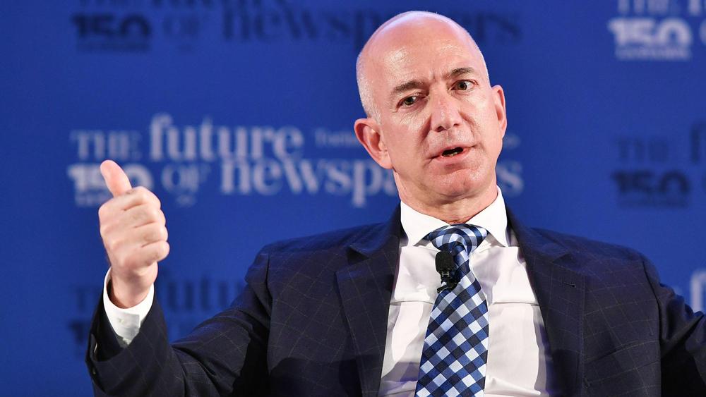 Jeff Bezos- Arrow of Performance