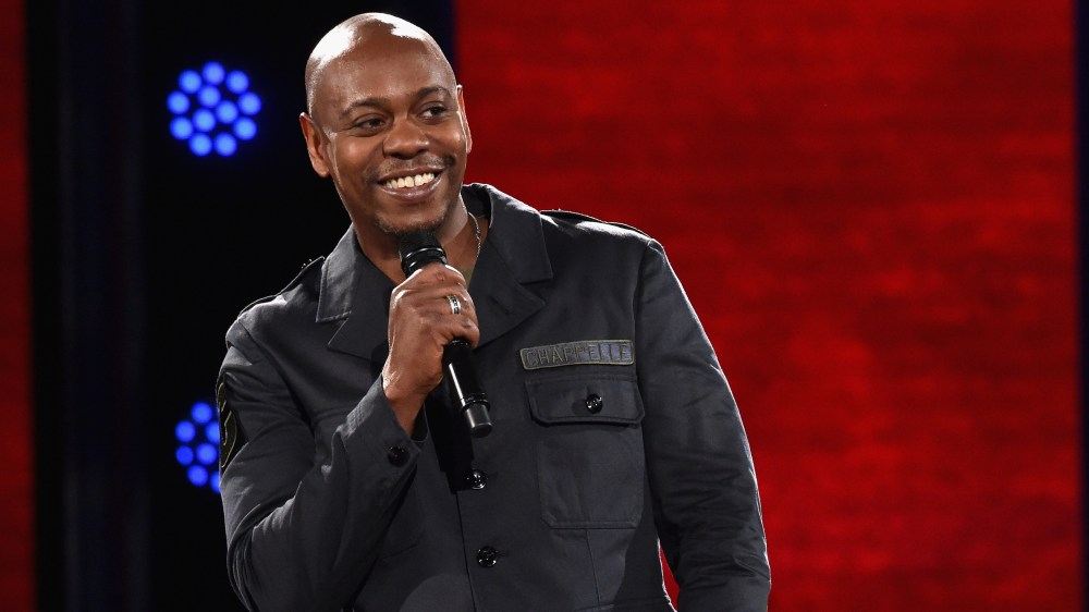 Chappelle's Show' Removed From Netflix at Dave Chappelle's Request - Variety