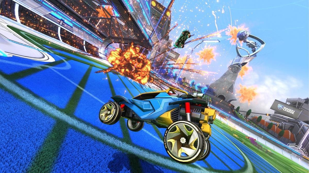 Rocket League Black Market Items Have 1 Drop Rate Variety