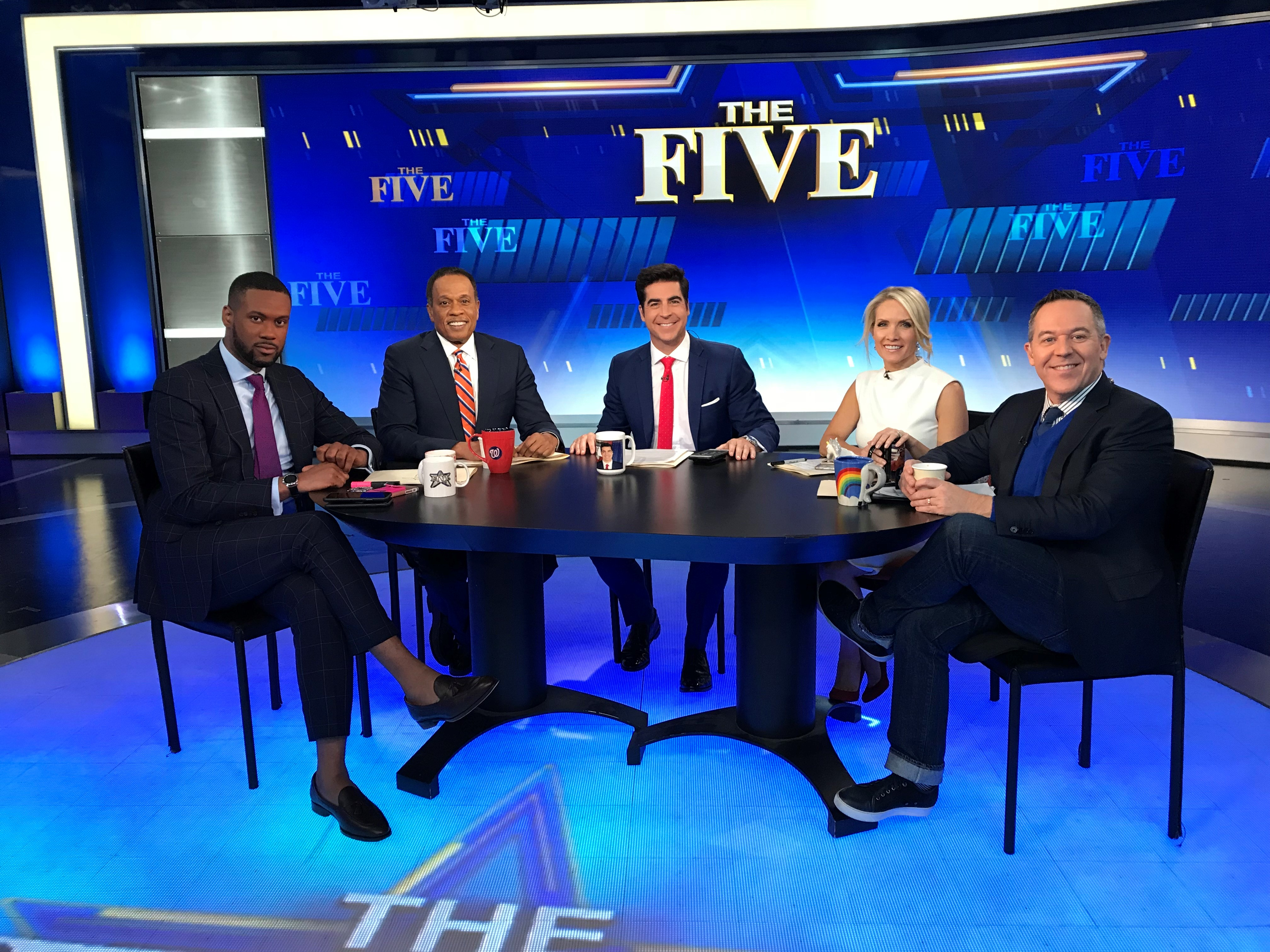 Fox News Channel Keeps Counting On The Five Variety