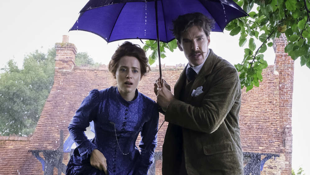 First Look at Benedict Cumberbatch, Claire Foy in 'Louis Wain' - Variety