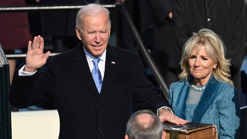 'Democracy Has Prevailed': Biden's Inauguration Speech Highlights Unrest, Pandemic and Hopes for Unity