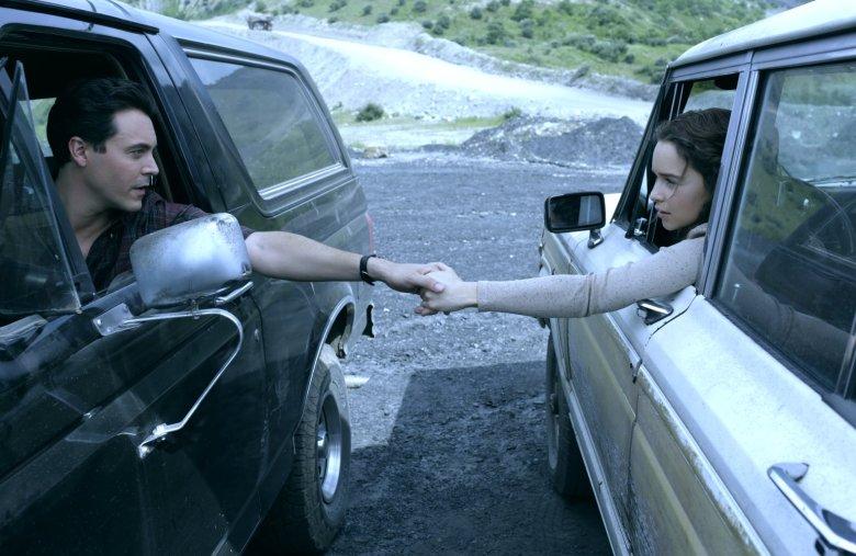 Above Suspicion' Review: Emilia Clarke Leads a Seamy True-Crime Drama -  Variety