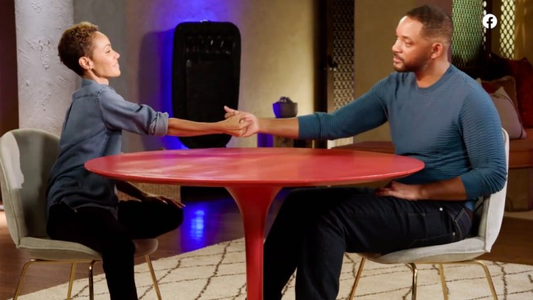Red Table Talk Review: Jada Pinkett Smith, Will Smith Get Real - Variety