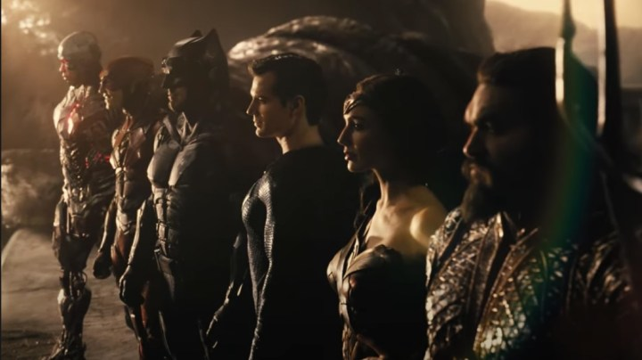 Justice League The Snyder cut