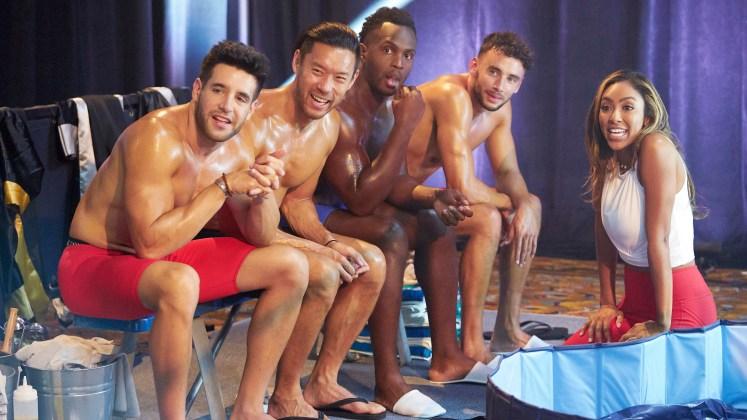 The Bachelorette' Recap: Tayshia's Men Try to Prove Their Love - Variety