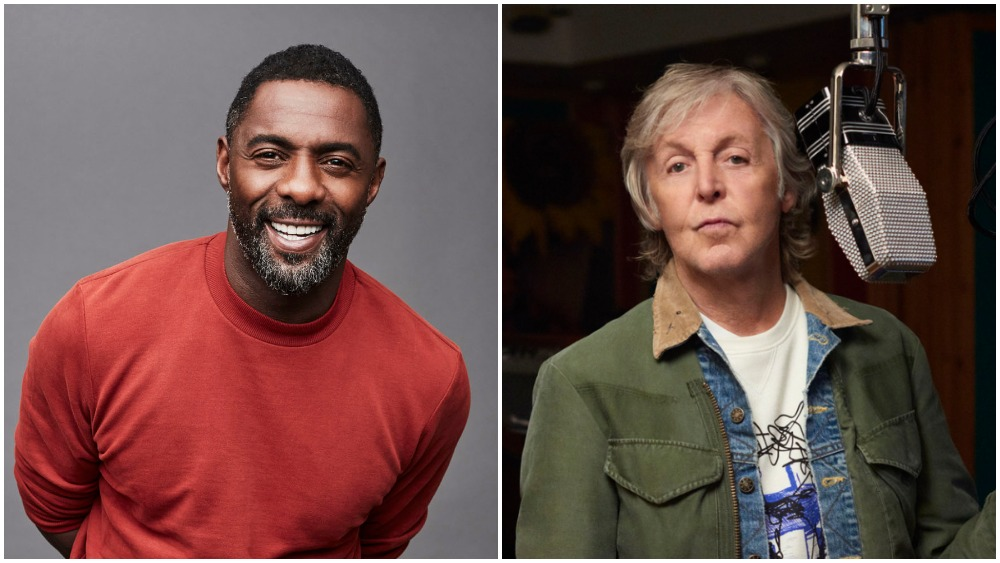 Idris Elba Interviews Paul McCartney for BBC Holiday Special