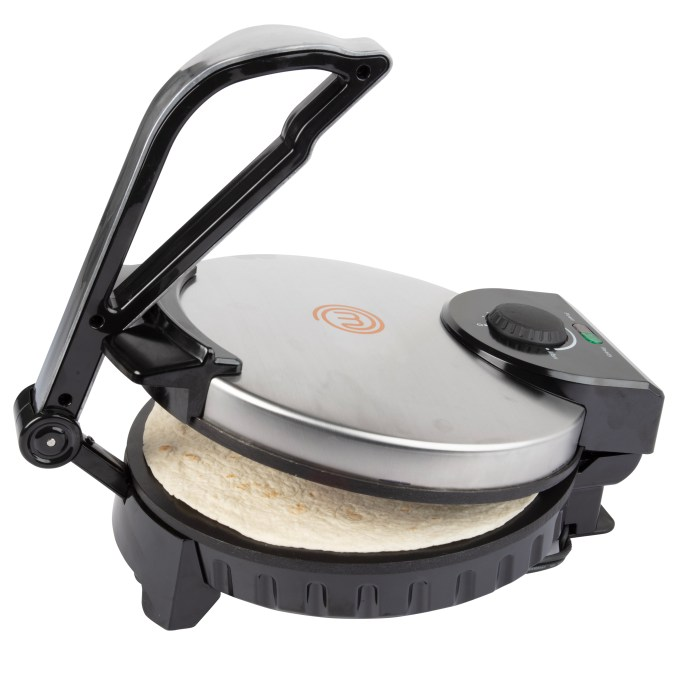 MasterChef flatbread maker