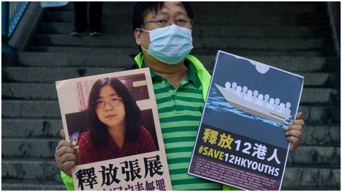 Zhang Zhan Sentenced by Chinese Government for Wuhan COVID-19 Coverage -  Variety