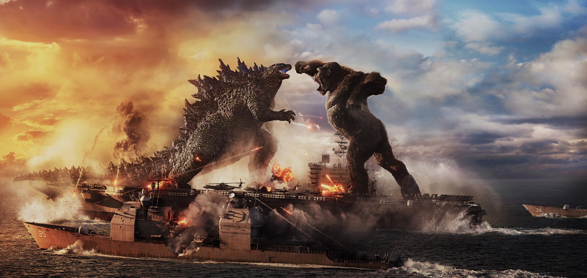'Godzilla vs. Kong' Trailer: Legendary Movie Monsters Prepare for Ultimate Showdown