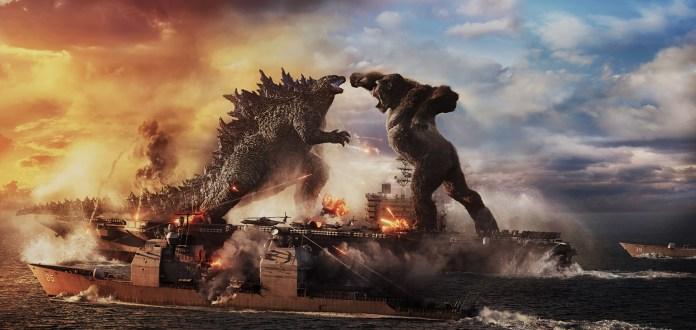 Godzilla vs. Kong' Trailer I PinkLungi