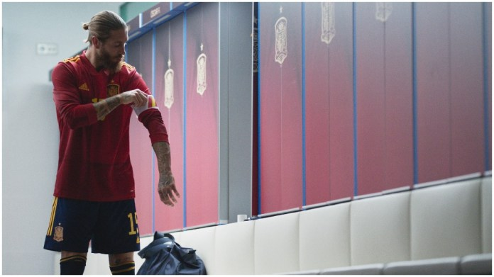 Sergio Ramos on Amazon Prime Video's 'La Leyenda de Sergio Ramos' - Variety