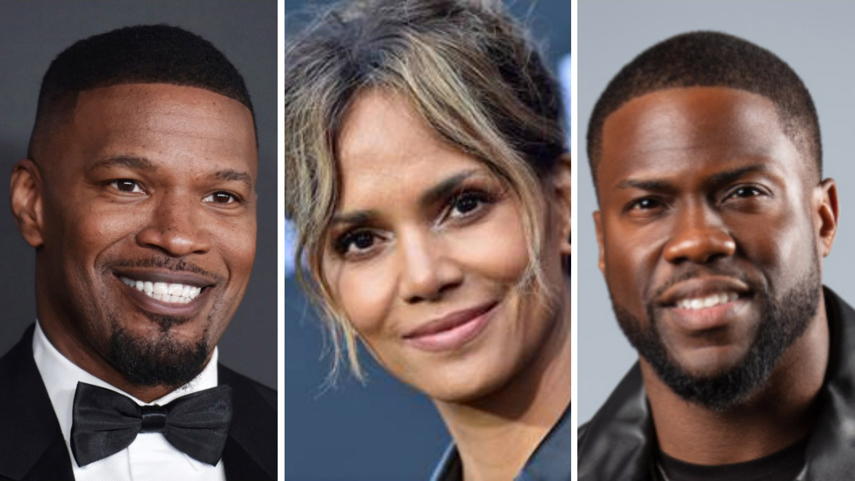Jamie Foxx, Halle Berry, Kevin Hart and More Team for Apple Documentary 'Number One on the Call Sheet'