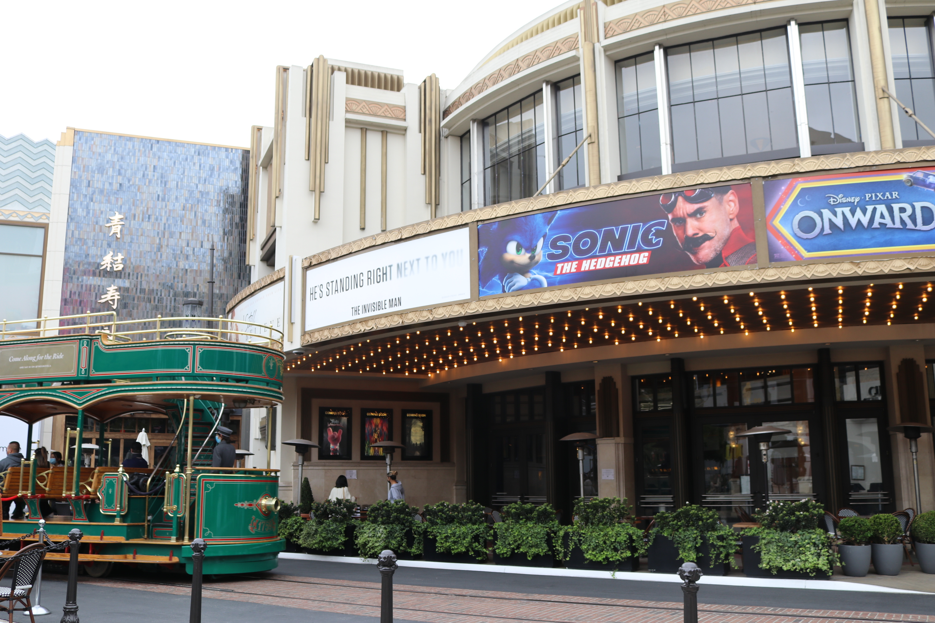 AMC Close to Taking Over Pacific's Grove and Americana Theaters in L.A.