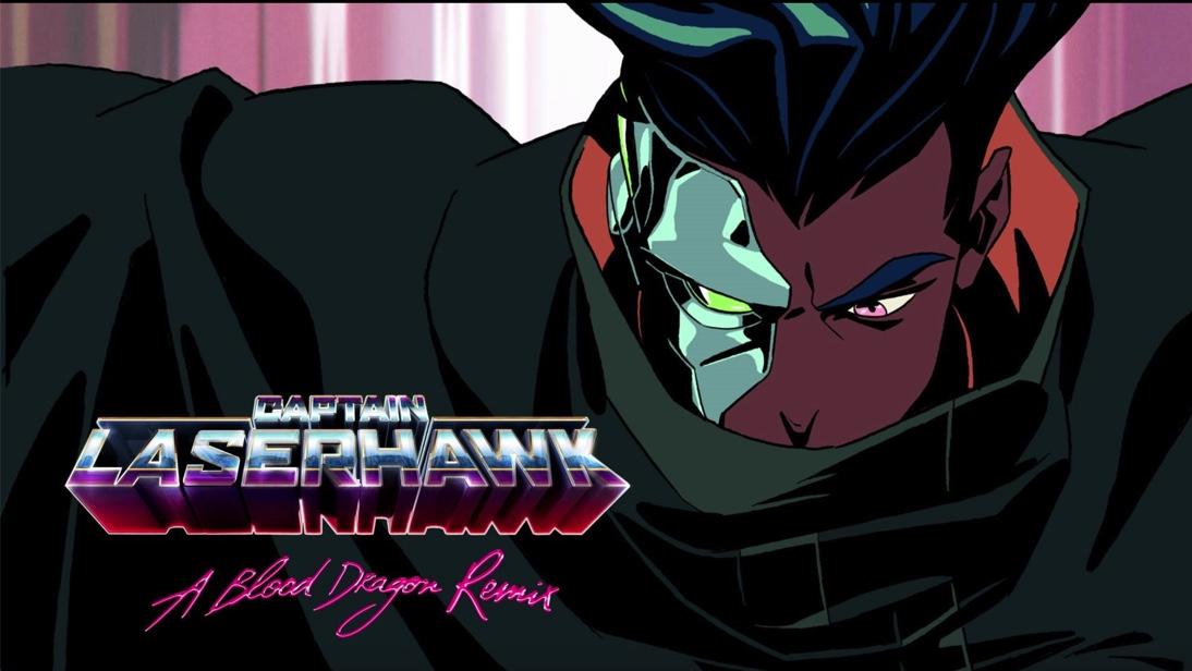 Far Cry 'Capitán Laserhawk'
