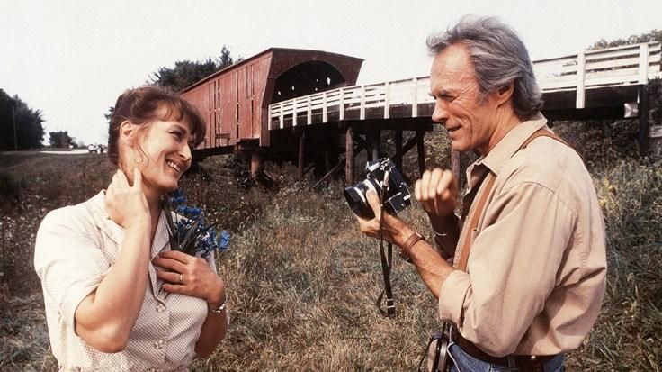 Clint Eastwood Bridges of Madison County