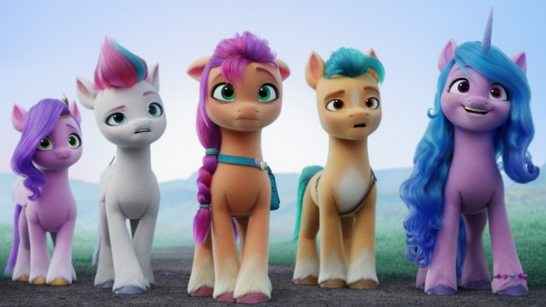 My Little Pony: A New Generation' Review: A Fun Franchise Re-shoe - Variety