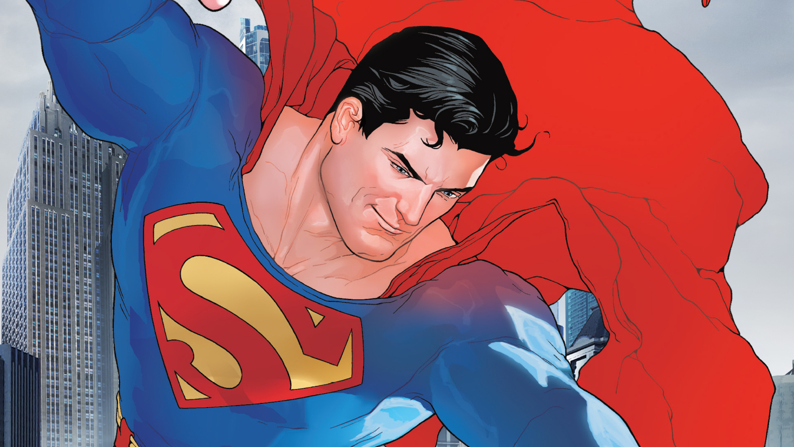 Superman Changes Motto to 'Truth, Justice and a Better Tomorrow,' Says DC Chief